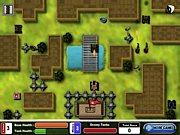 jeux de tank de doraemon Tank Attack