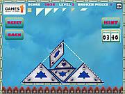 jeu de gravity tangram