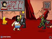 Hobo 6 combattre les demons