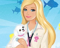 Jeu de Barbie Veterinaire