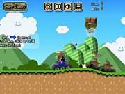Mario sur le Tank