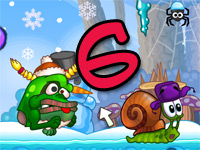jouer Snail Bob 6