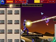 Ultraman contre les Robots