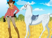 jeux de poney pour jeune fille