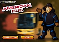 jeux de american bus