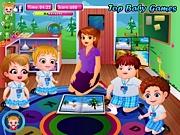 baby hazel et ses compagnons de classe