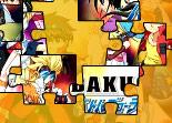 puzzle des heros de bakugan