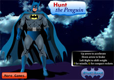 Batman contre le pingouin