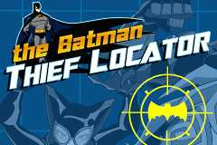 Jeux de batman Thief Locator