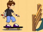 Nouveau jeu de skate ben ten