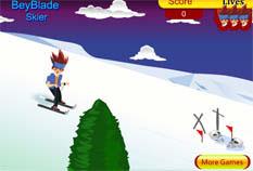 beyblade ski