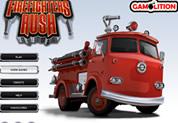 camion du pompier
