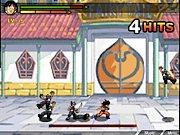 comic stars fighting 3