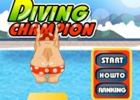 jeux de champion en plongée