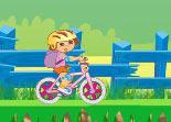 Dora en Vélo