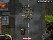 ecraser les zombies