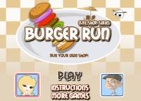 hamburger sur commande