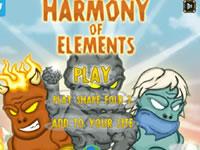 harmonie des éliments