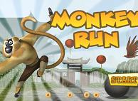 kung fu panda monkey run