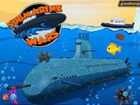la guerre des sousmarins