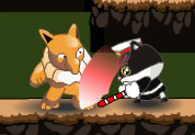 le chat et ses terribles ennemis