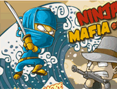 le ninja contre la mafia