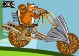 jeu de Moto Age de Glace