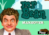 mr bean maquillage