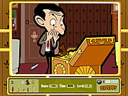 mr bean objets cach�s