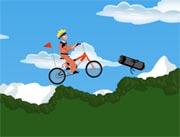 jeux de bicyclette naruto shippuden