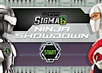 ninja showdown