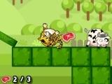 Tigre contre la vache