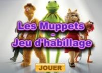 jeu habillage les muppets