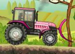 tracteur aventure